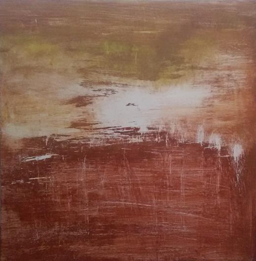 Desert Escape_new painting by k.brannon